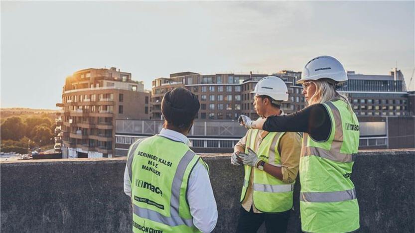 خدمات شرکت مشارکت در ساخت ساختمان
